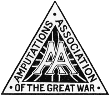 The Amputations Association of The Great War
