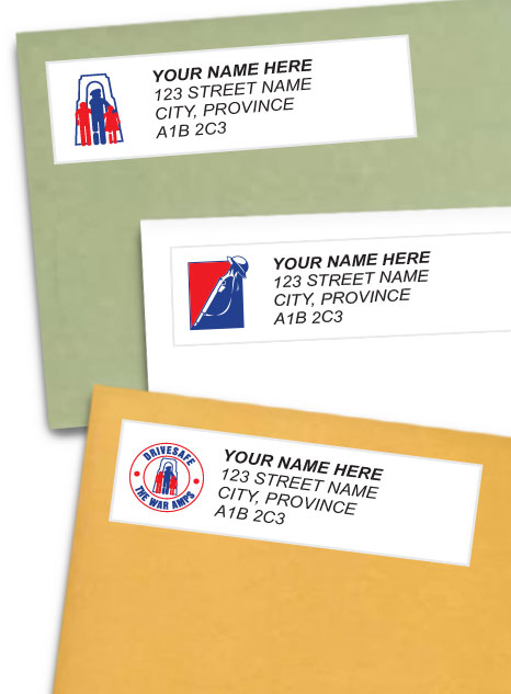 Order Your Address Labels Today